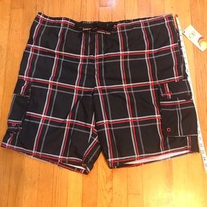 Op men's swim trunks swimsuit 3XL NWT